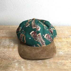 Vintage Adjustable Snapback Cap Pro Pocket Hat